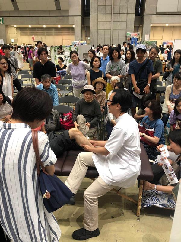 黄烟輝(ファンエンキ)先生のRECEPURE認定セラピスト養成講座を開催