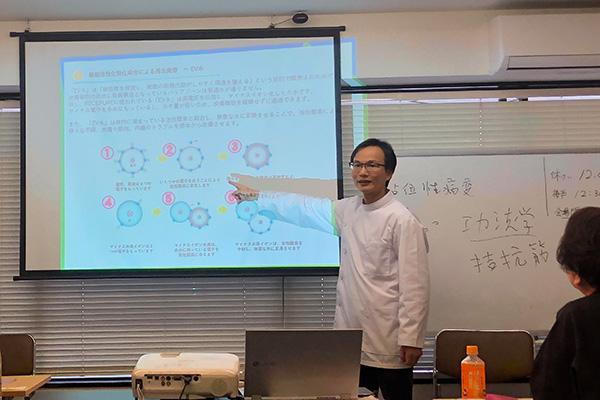 黄烟輝(ファンエンキ)のRECEPURE認定セラピスト養成講座