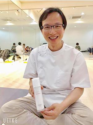 黄烟輝(ファン)は中国整体やマッスルリセッティングで有名な先生